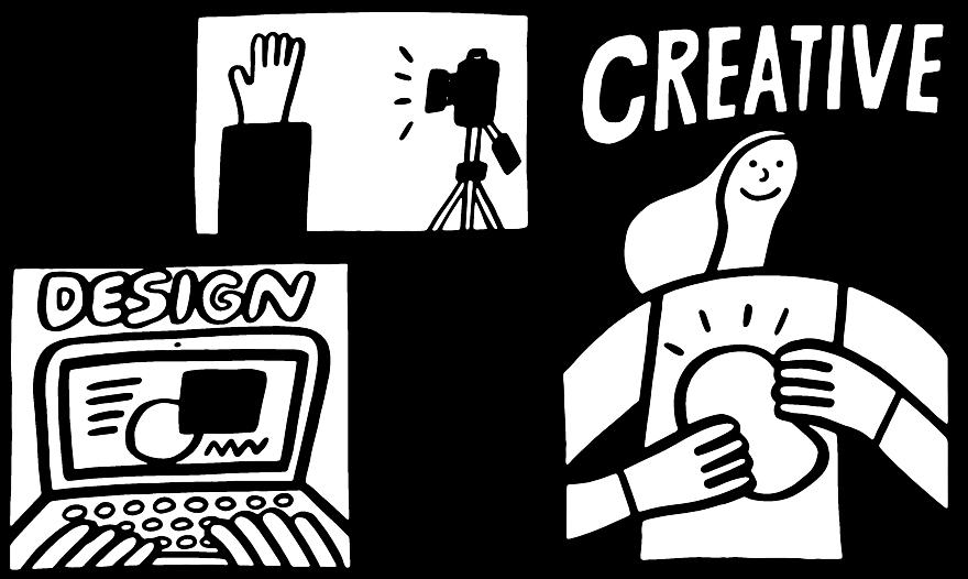 CREATIVEクリエイティブ