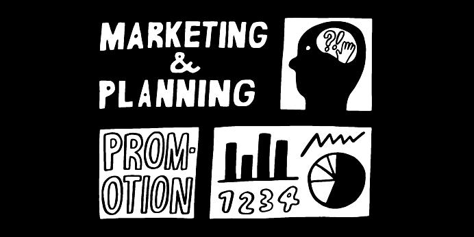 MARKETING&PLANNINGマーケティング&プランニング